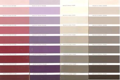 farbgestaltung - malerei hansen - Farbgestaltung
